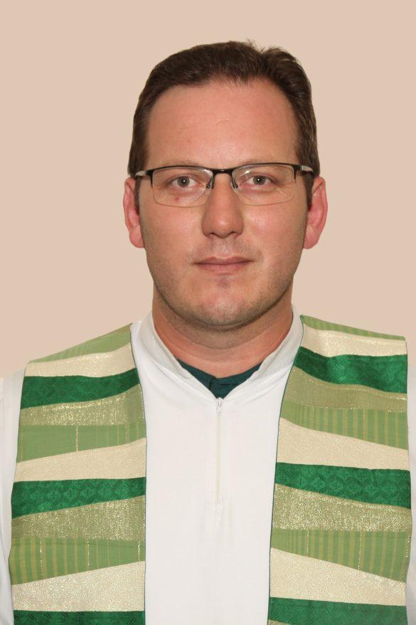 Pe. Rudinei Lasch