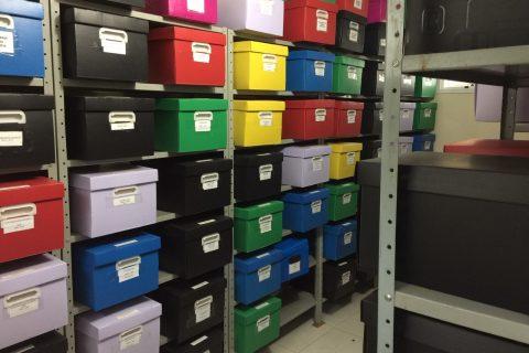 Arquivo Contábil