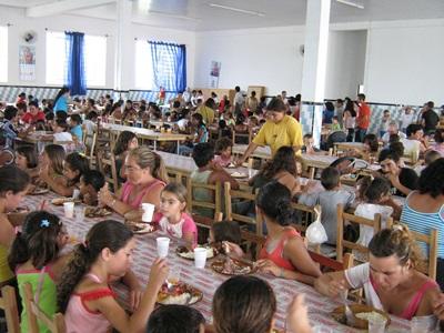 Dar de Comer a quem tem Fome