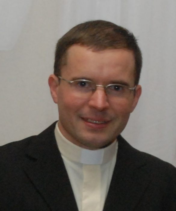 Pe. Grégori - Reitor