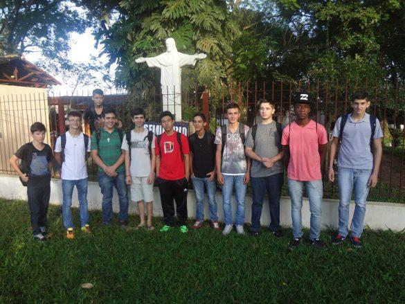 Seminaristas 2015