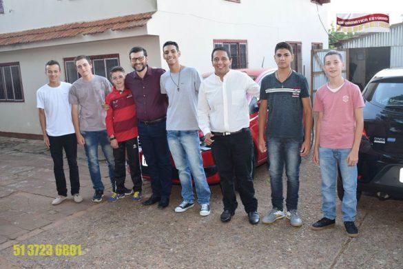 Seminarists 2019